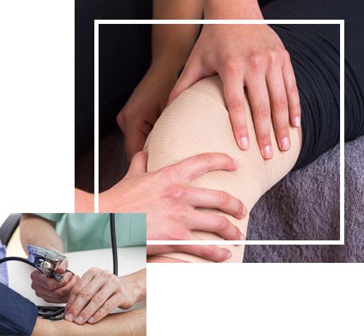 Clínica San Fermín - Fisioterapia rehabilitación