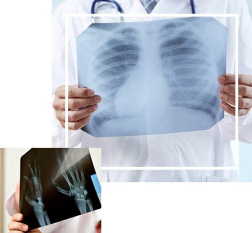 Clínica San Fermín - Radiografía