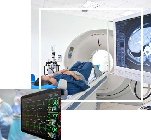 Clínica San Fermín - Resonancia magnética